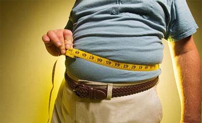 台灣每七個成年人中就有一人是肥胖的