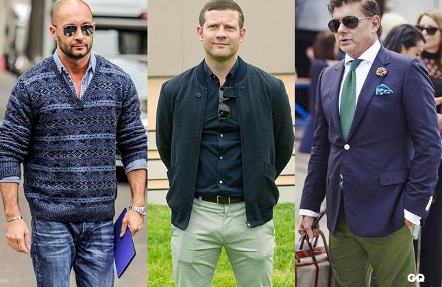高壯男該怎麼穿?3招教你化身時髦型男